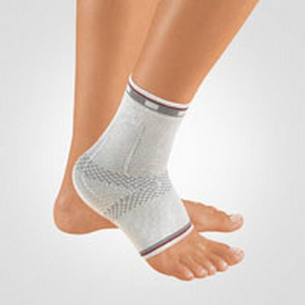 BORT 054700 TaloStabil® bandažer nožni zglob desni srebrni M