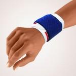 BORT 112010 Stabilo® zavoj za ručni zglob sa trakom PLAVI veličina 1
