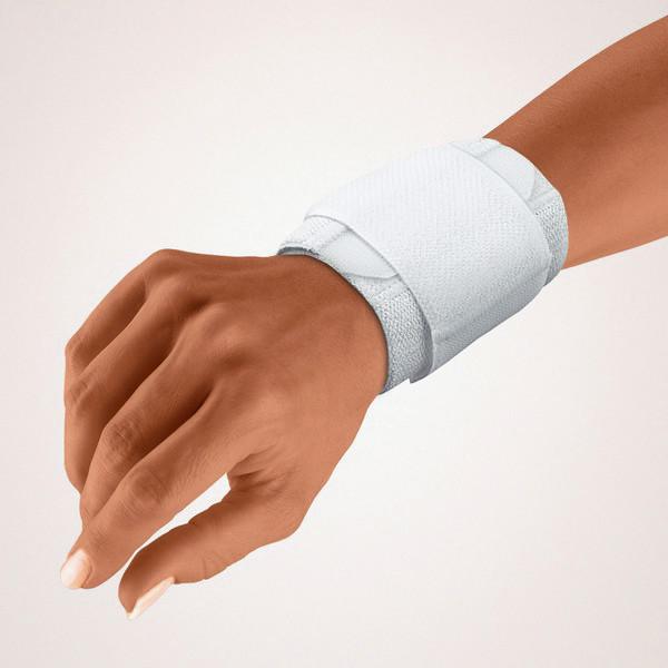 BORT 112010 Stabilo® zavoj za ručni zglob sa trakom BELI vel.2
