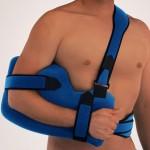 BORT 121100 OmoFX ortoza za imobilizaciju za rame i ruku desna plava veličina 1