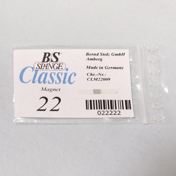 B/S BRACES MAGNET vel.22 a10