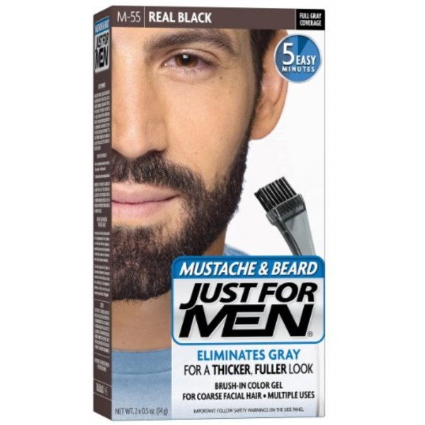 JUST FOR MEN COLOR GEL - CRNI