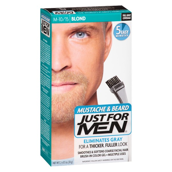JUST FOR MEN COLOR GEL - SVETLO PLAVI