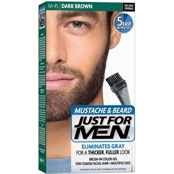 JUST FOR MEN COLOR GEL - TAMNO SMEĐI
