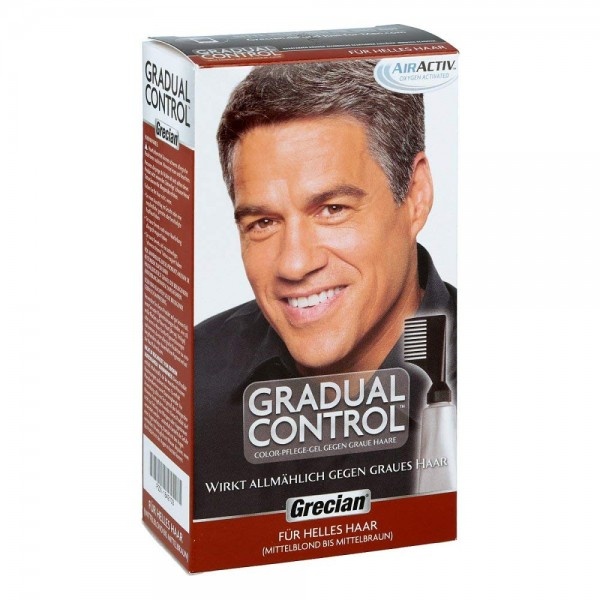 GRECIAN GRADUAL CONTROL 40ml SVETLI