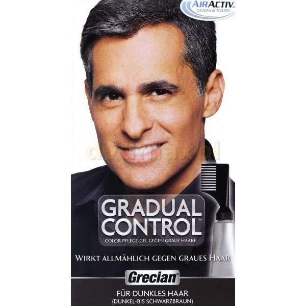 GRECIAN GRADUAL CONTROL 40ml TAMNI