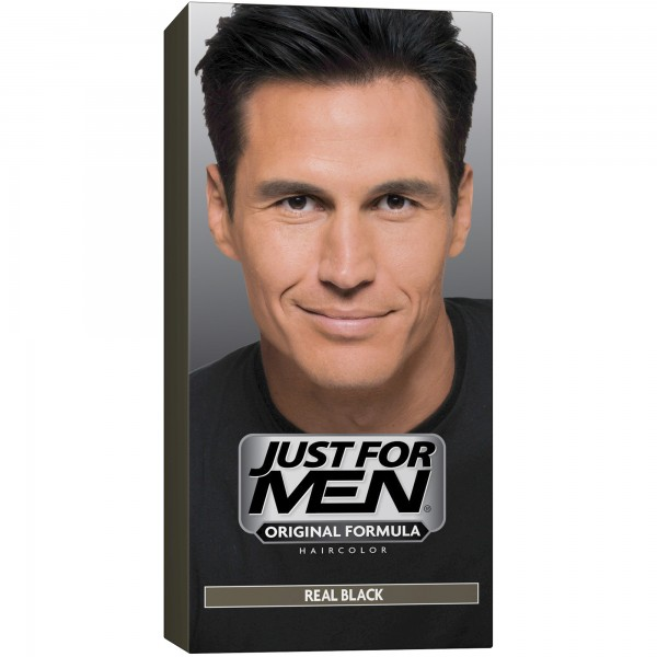 JUST FOR MEN COLOR ŠAMPON - CRNI