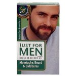 Grecian JUST For men Color gel tamno smeđa za bradu i brkove
