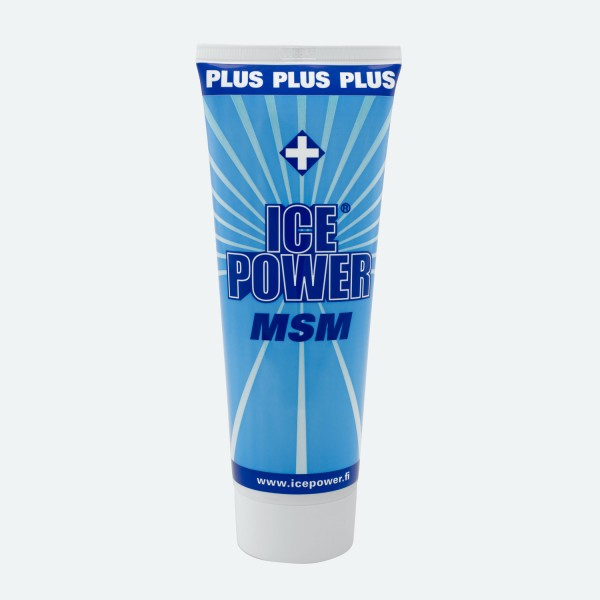 ICE POWER PLUS MSM GEL 200ml