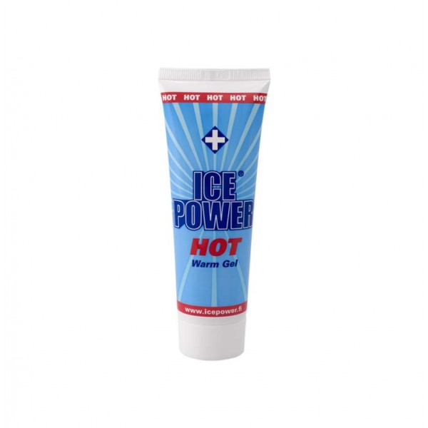 ICE POWER TOPLI GEL 75ml