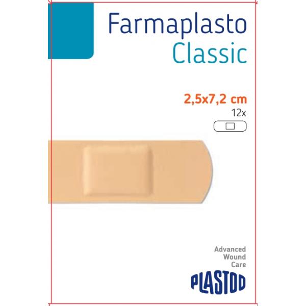 PLASTOD KLASIČAN FLASTER 2,5x7,2 a12 R214