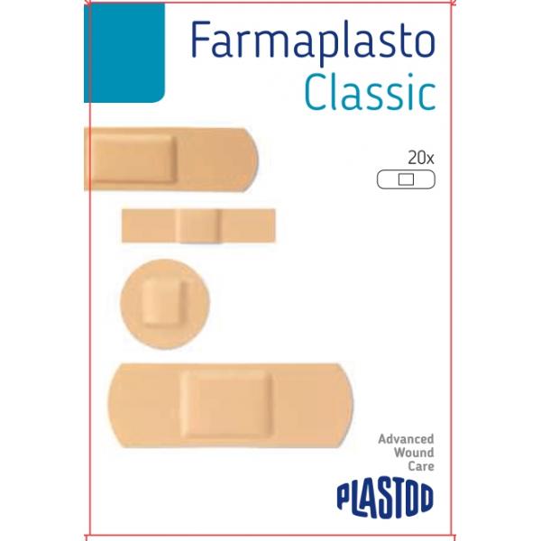 PLASTOD KLASIČNI FLASTERI a20 R218