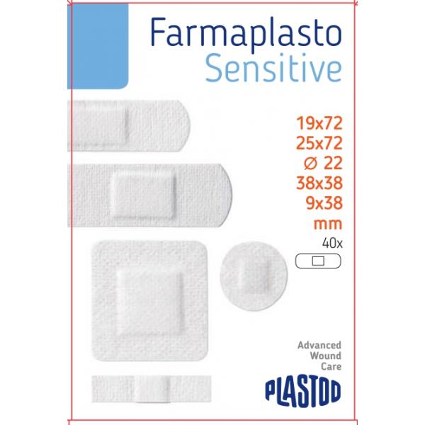 PLASTOD SENZITIV FLASTERI a40 R234