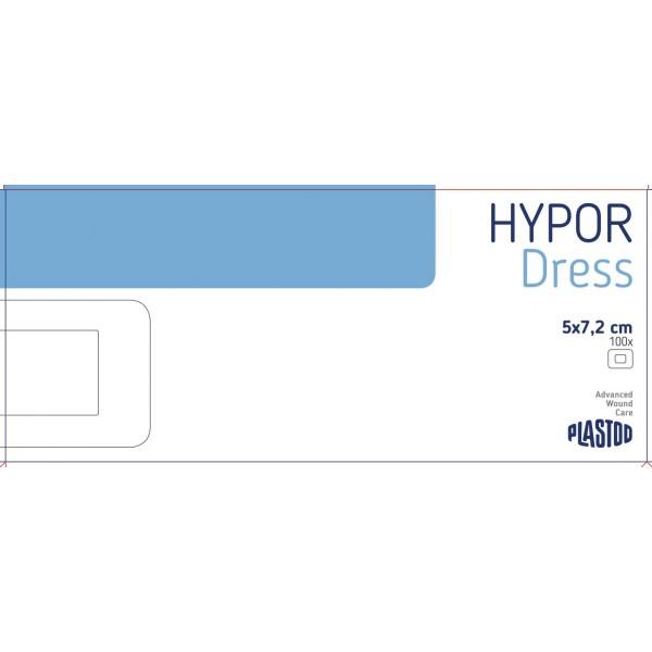 PLASTOD SAMOLEPLJIVE KOMPRESE 7,2x5 R372